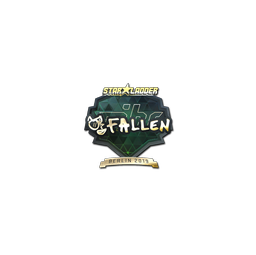 Sticker | FalleN (Gold) | Berlin 2019