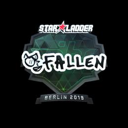 FalleN (Foil) | Berlin 2019