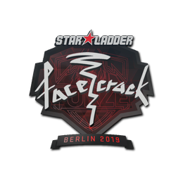 facecrack | Berlin 2019