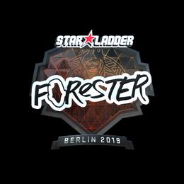 Forester (Foil)   Berlin 2019