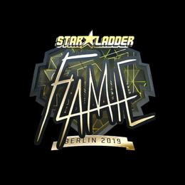 flamie (Gold) | Berlin 2019