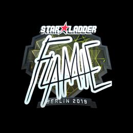 flamie (Foil)   Berlin 2019