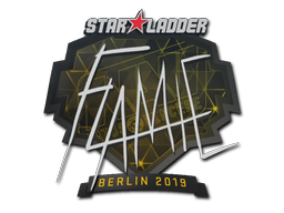 Sticker | flamie | Berlin 2019