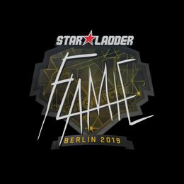 flamie | Berlin 2019