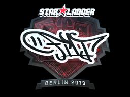 Sticker | FL1T (Foil) | Berlin 2019