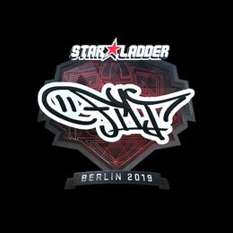 FL1T (Foil)   Berlin 2019