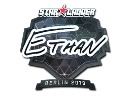 Sticker | Ethan (Foil) | Berlin 2019
