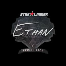 Ethan | Berlin 2019
