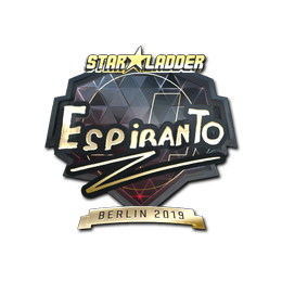 EspiranTo (Gold) | Berlin 2019