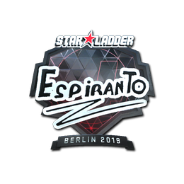 EspiranTo (Foil) | Berlin 2019