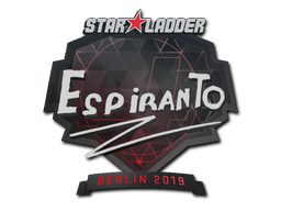 Sticker | EspiranTo | Berlin 2019