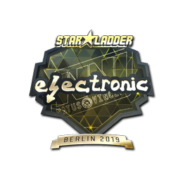 electronic (Gold) | Berlin 2019