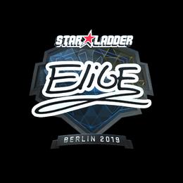 EliGE (Foil) | Berlin 2019