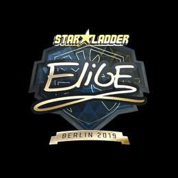 EliGE (Gold) | Berlin 2019