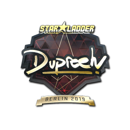 dupreeh (Gold) | Berlin 2019
