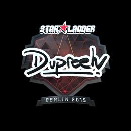dupreeh (Foil)   Berlin 2019
