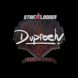 dupreeh | Berlin 2019