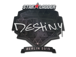Sticker | DeStiNy | Berlin 2019