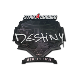 DeStiNy | Berlin 2019