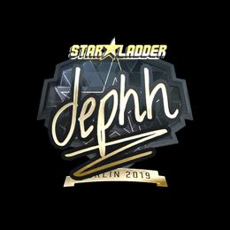 dephh (Gold) | Berlin 2019