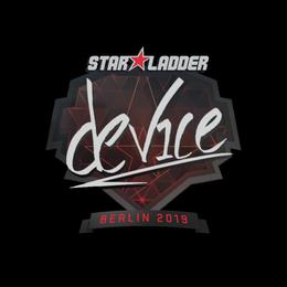 device | Berlin 2019