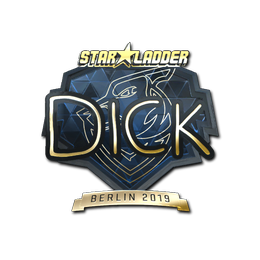 DickStacy (Gold) | Berlin 2019