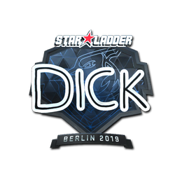 DickStacy (Foil) | Berlin 2019
