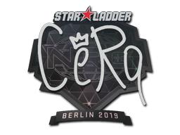 Sticker | CeRq | Berlin 2019