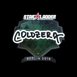 coldzera (Foil) | Berlin 2019