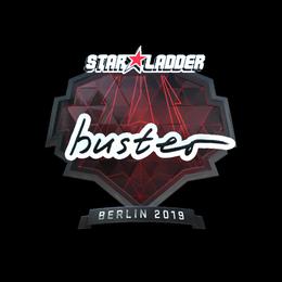buster (Foil) | Berlin 2019