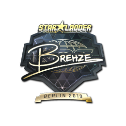 Brehze (Gold) | Berlin 2019