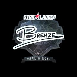 Brehze (Foil) | Berlin 2019