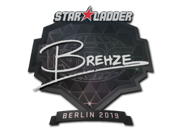 Sticker | Brehze | Berlin 2019