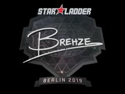 Sticker | Brehze | Berlin 2019