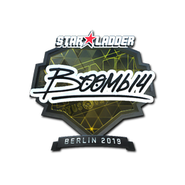 Boombl4 (Foil)   Berlin 2019