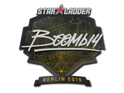 Sticker | Boombl4 | Berlin 2019