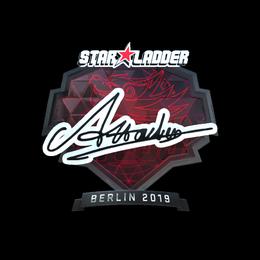 Attacker (Foil)   Berlin 2019