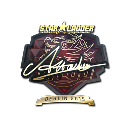 Attacker (Gold) | Berlin 2019