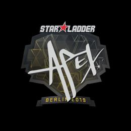 apEX | Berlin 2019