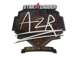 Sticker | AZR | Berlin 2019