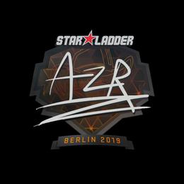 AZR | Berlin 2019