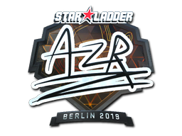 Sticker | AZR (Foil) | Berlin 2019