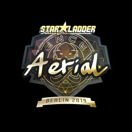 Aerial (Gold) | Berlin 2019