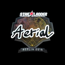 Aerial (Foil) | Berlin 2019