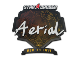Sticker | Aerial | Berlin 2019
