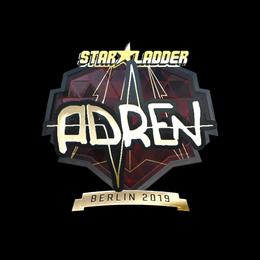 AdreN (Gold) | Berlin 2019