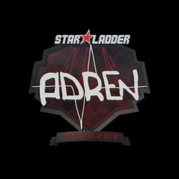AdreN | Berlin 2019