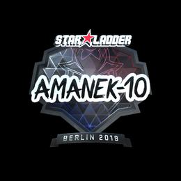 AmaNEk (Foil) | Berlin 2019