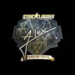 ALEX (Gold) | Berlin 2019