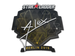 Sticker | ALEX | Berlin 2019